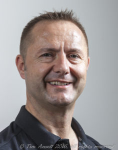 Tim Ansell - Blog Author
