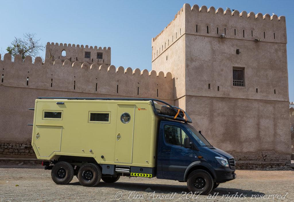 TTT, Suwayq, Oman