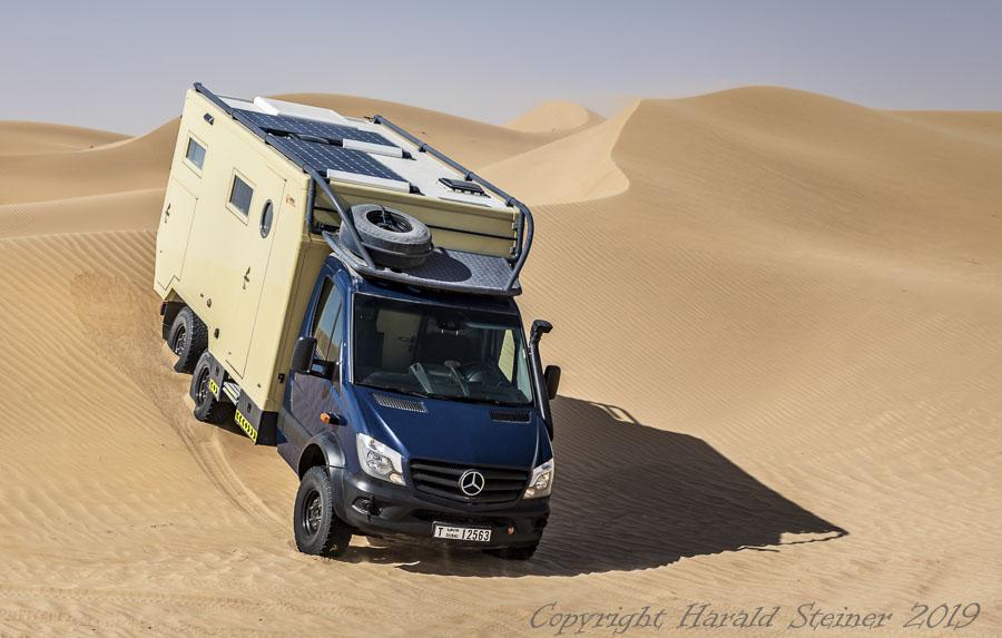 TTT in the desert Al Qudra