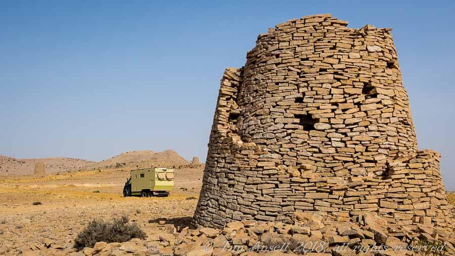 Beehive tombs, Oman